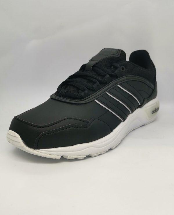 white runners adidas